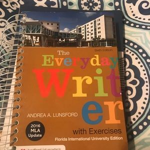 Other - the everyday writer 2016 fiu edition
